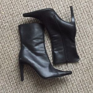 Steve Madden high heel booties